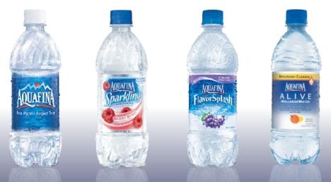 Chai nước suối