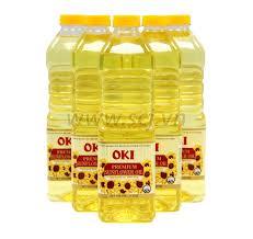 Chai dầu ăn 0,5 L